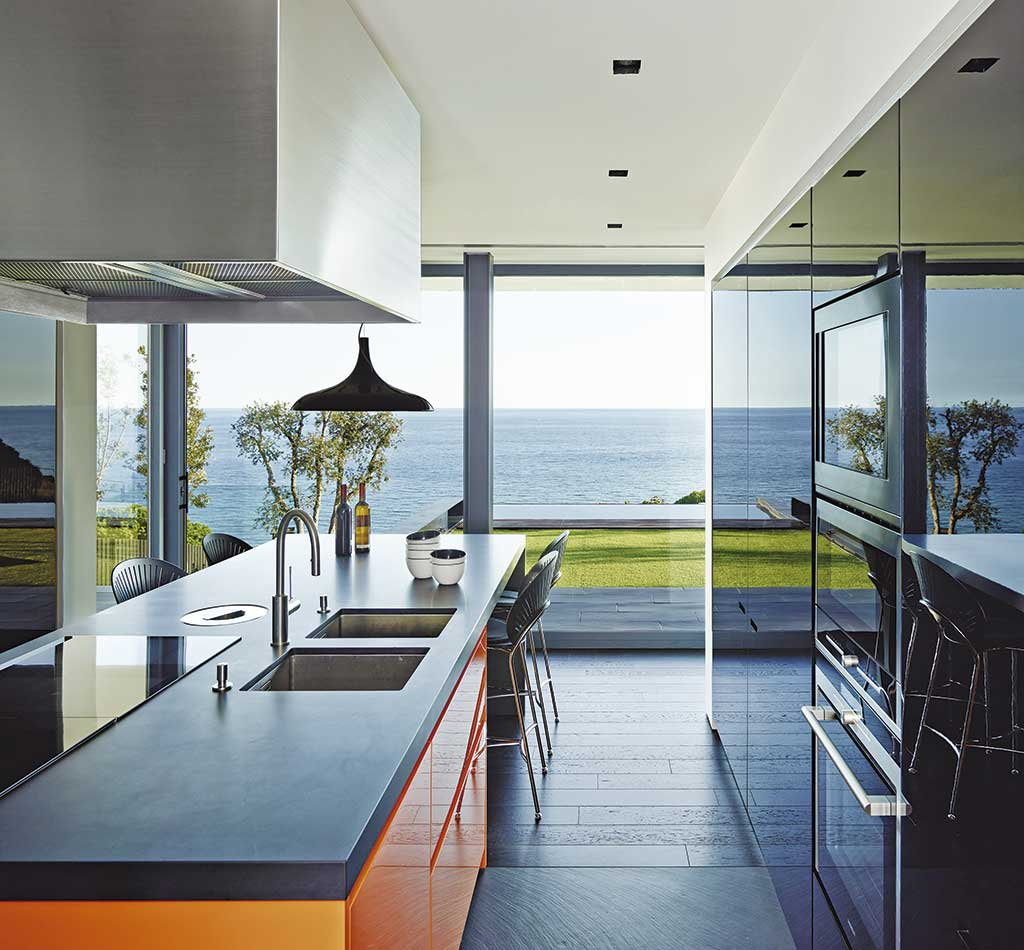 Arquitectura racional. Cocina.