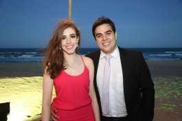Ana Paula e Thiago Pinho