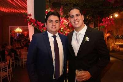 Josias Junior e Lucas Cavalcante