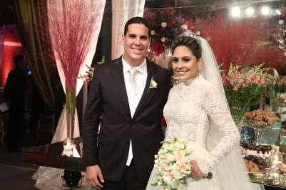 Lucas Cavalcante e Ana Flavia Accioly