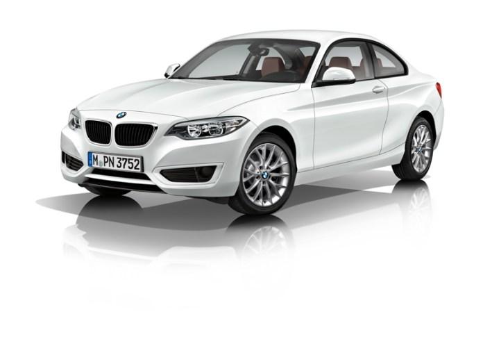 BMW Serie2  Coupé