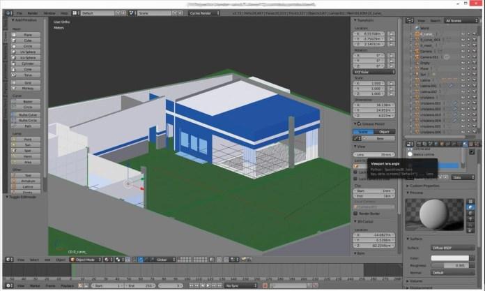 Optimización de los espacios en un taller