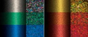 Brillo de los colores Xirallic