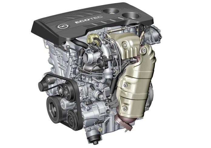 Motor 1.6 SIDI
