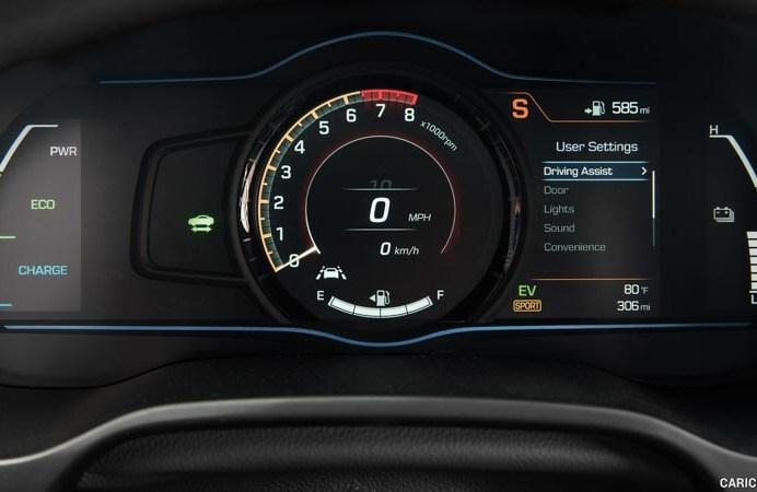 Modo de conducción Sport