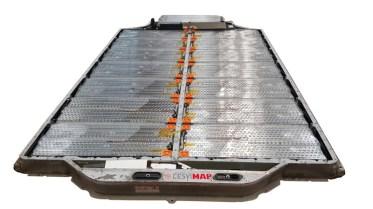 CESVIMAP_electromecánica_batería de alta tesión desmontaje en CESVIMAP_2