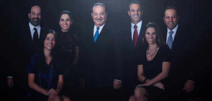 carlos slim, a millionaire