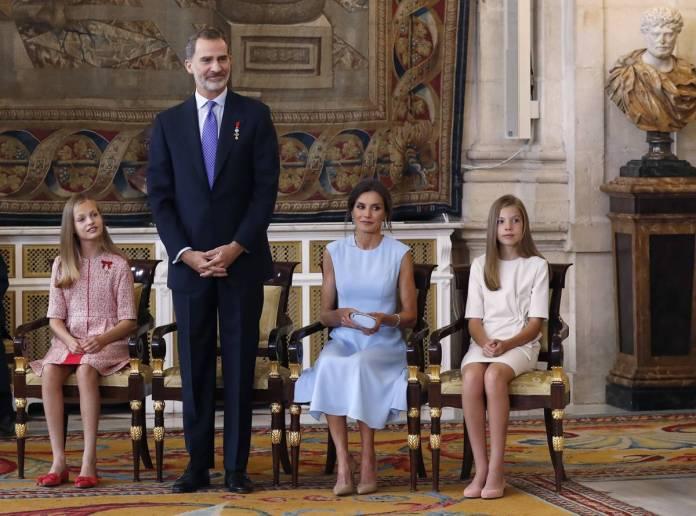 daughters of king philip