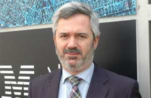 Luis Gutiérrez-Jodra, director de IBM Global Financing (España, Portugal, Grecia e Israel)