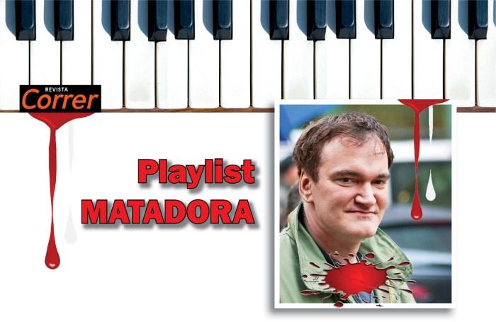 Playlist Quentin Tarantino corrida - Revista Correr
