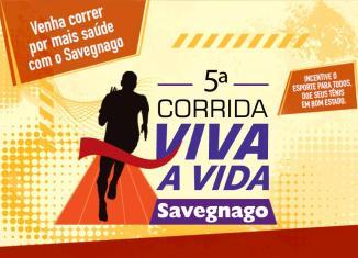 Corrida Viva a Vida Savegnago - Revista Correr 2016