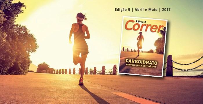 Revista Correr 9 - edição online - Corrida de Rua