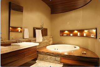 banheiro moderno sofisticado 6