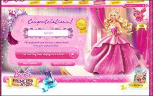 barbie games 1
