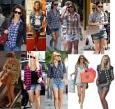 camisa xadrez feminina 3