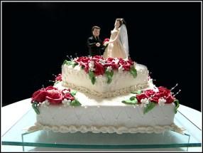 bolo de casamento decorado 2
