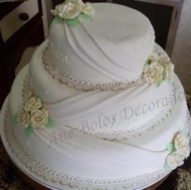 bolo de casamento decorado 4