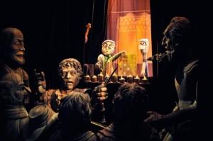 El Retablo de Maese Pedro. Foto Ricardo Bofill, cedida Teatro Real 5