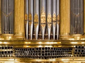 Organo del Evangelio, Barroco, Catedral de Cuenca, Fundación Caja Madrid