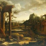 georges-blendinger-paisaje-con-ruinas-clasicas