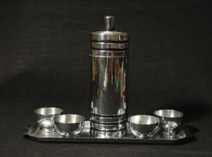 almoneda-art-deco-barcelona-set-de-cocktail-art-deco-de-chase-brass-copper-co-de-waterbury