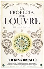 cubierta_La profecía del Louvre_39.5mm_051108.indd
