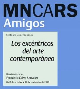 Amigos MNCARS curso octubre 09