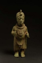 Figura de un rey. Ira Yemoo.  IFE .2