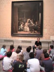 El arte de Educar, Museo del Prado, La Caixa. Foto LOGOPRESS