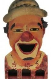 Payaso, juguete Circo, Museo del Traje