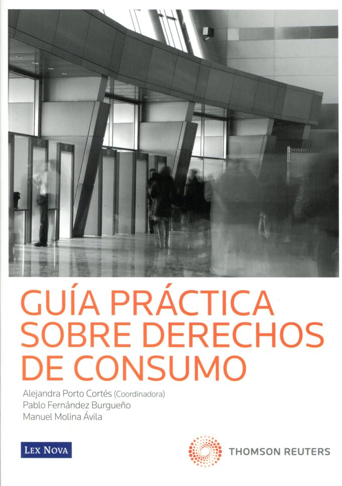"""Libro """"Guía práctica sobre derechos de consumo"""""""