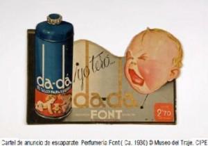 cartel perfumeria Bebes 2