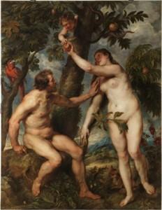 La copia que Rubens realizó de Adán y Eva de Tiziano. Restauración del Museo del Prado
