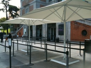 Taquillas Museo del Prado  - LOGOPRESS