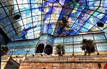 Museo art nouveau y art d co casa lis en salamanca - La casa lis de salamanca ...