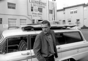 Dennis Hopper. Autorretrato, Los Angeles, 1963. © The Dennis Hopper Art Trust