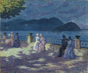 Darío de Regoyos, La aventura Impresionista, en el Museo de Bellas Artes de Bilbao