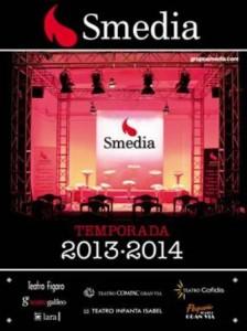 Smedia ofrecerá medio centenar de montajes y un millar de funciones para todos los gustos y edades
