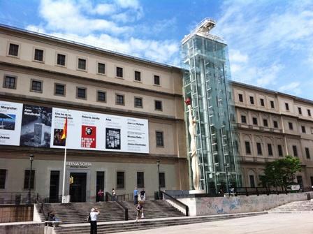 museo reina sofia-logopress