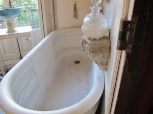 Baño en el Museo Cerrabo- LOGOPRESS