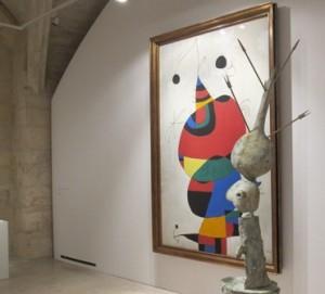 Miró último (1963-1983): La experiencia de mirar, obras pertenecientes a la Colección del Museo Reina Sofía