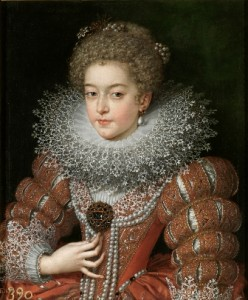 Isabel de Francia. Pourbus