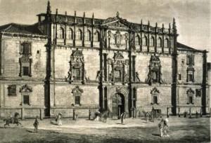 Dibujo_fachada_Colegio_San_Ildefonso