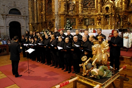 Schola Gregoriana de Madrid