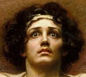 5. Parsifal, Egusquiza, Museo del Prado, detalle