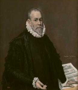 El Greco Rodrigo D La Fuente