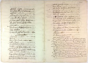 Inventario El Greco, La biblioteca del Greco, BNE