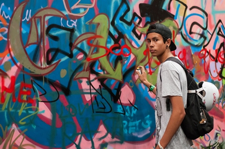 Cristian Arte Urbano, Mulafest IFEMA