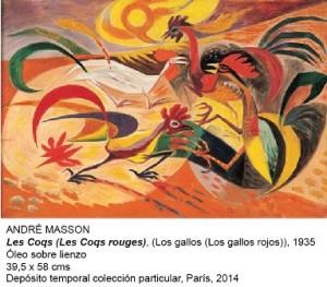 02-MASSON-Depósito,donación  Museo Reina Sofía