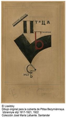 7-El Lissitzky Dibujo original (1)